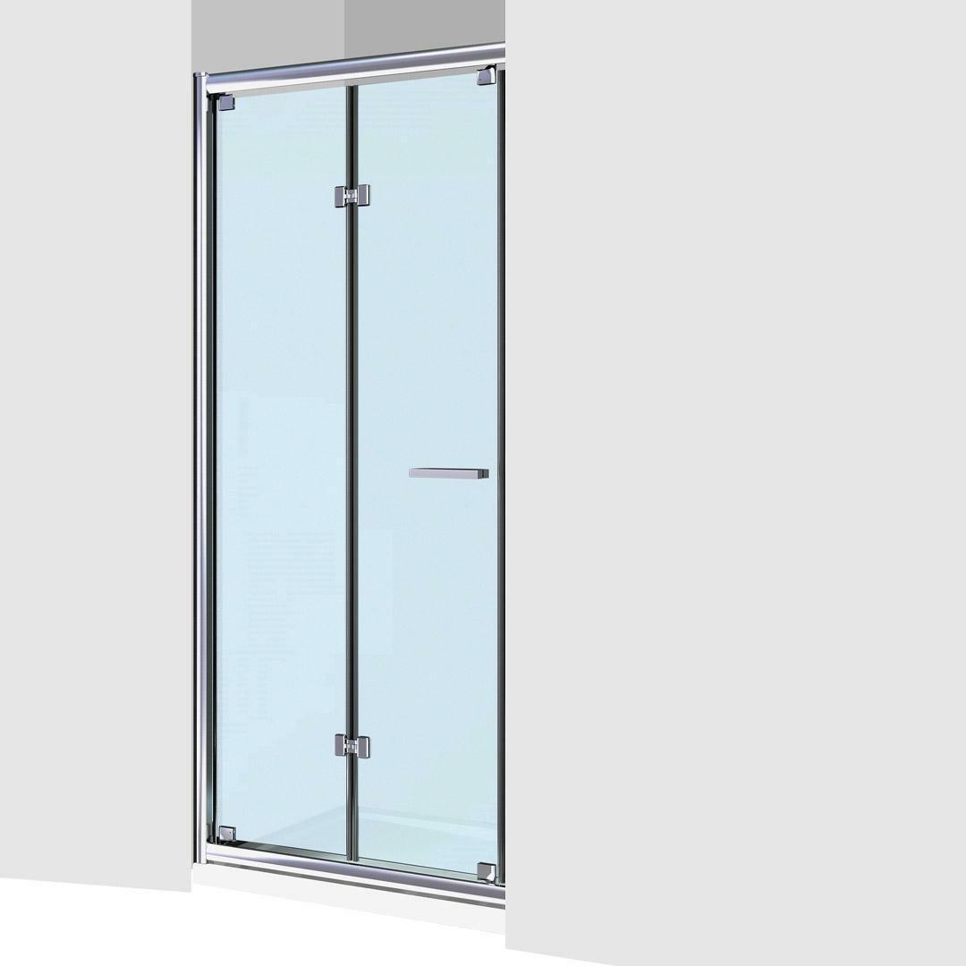 specialisti del bagno box doccia cipro porta libro a nicchia 90 reversibile crepé specialistidelbagno