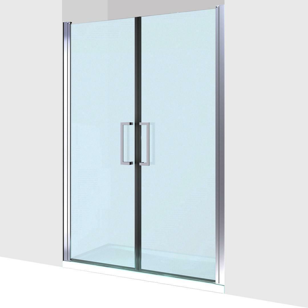 specialisti del bagno box doccia minori porta saloon a nicchia 80 reversibile crepe' specialistidelbagno