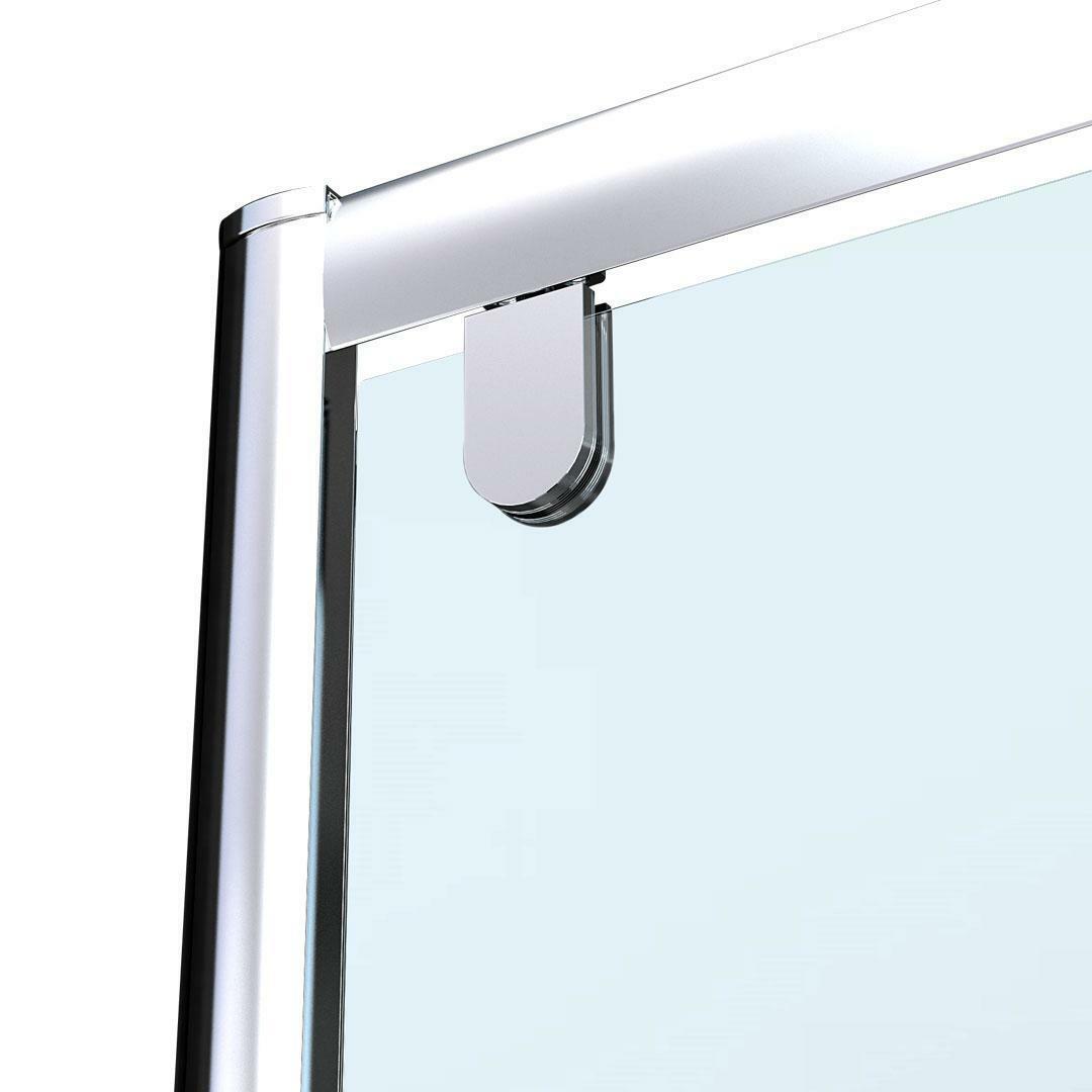 specialisti del bagno box doccia lepanto porta battente e lato fisso 80x80 reversibile trasp. specialistidelbagno