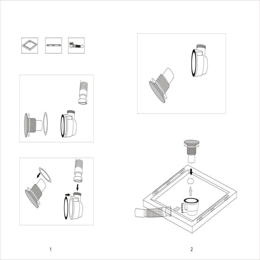 specialisti del bagno piatto doccia regular con bordo rettangolare 80x100 h5 specialistidelbagno