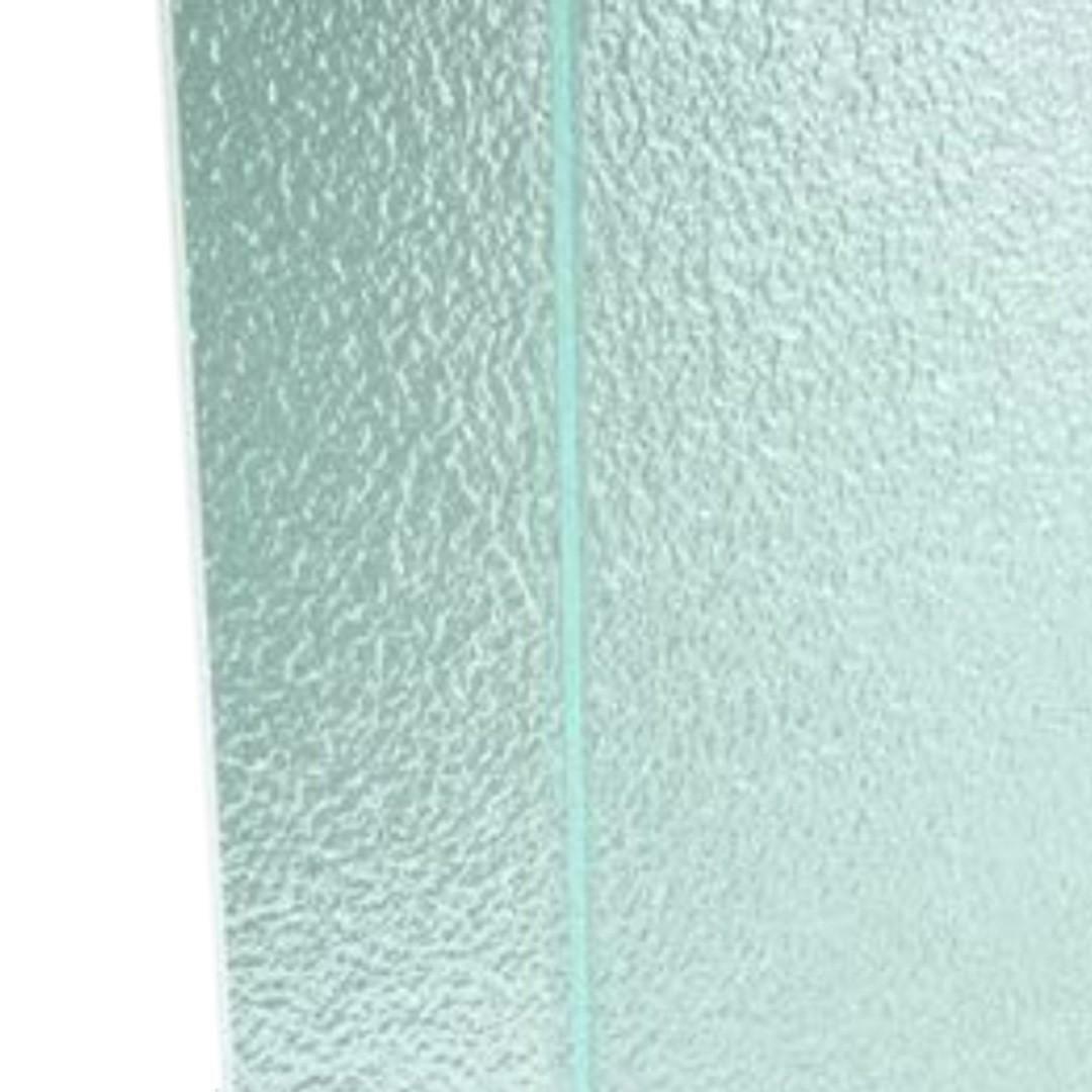 specialisti del bagno box doccia minori porta saloon e lato fisso 70x70 reversibile crepé specialistidelbagno
