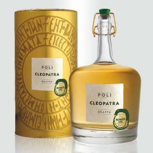poli cleopatra grappa  prosecco oro alc. 40% 700ml