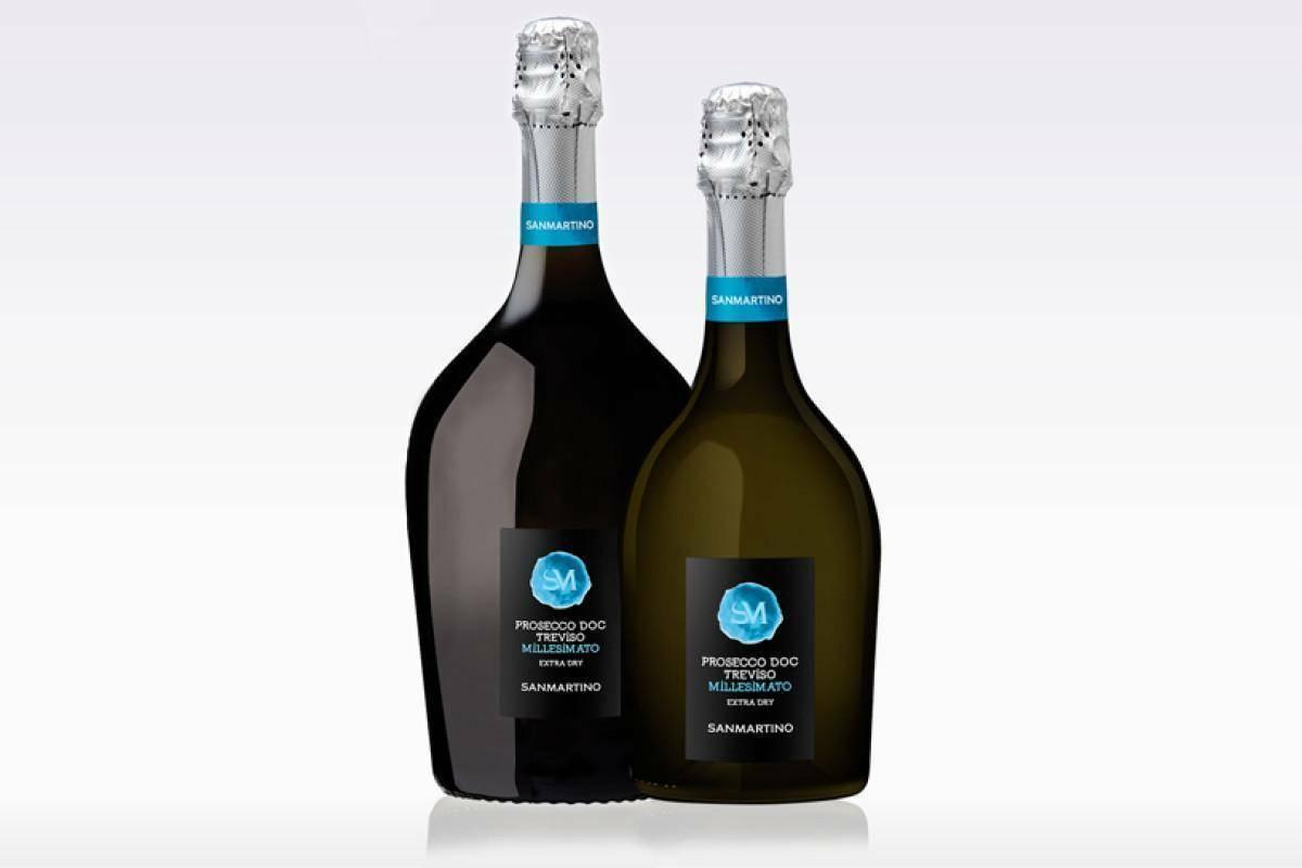 San Marino Prosecco Doc Trevisio Millesimato Extra Dry Cl 0.75 11%vol - extra - ebay.it