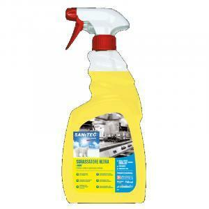 sanitec sgrassatore ultra limone 750ml