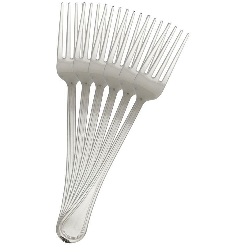 venosta set 6 forchette da tavola mod. inglese