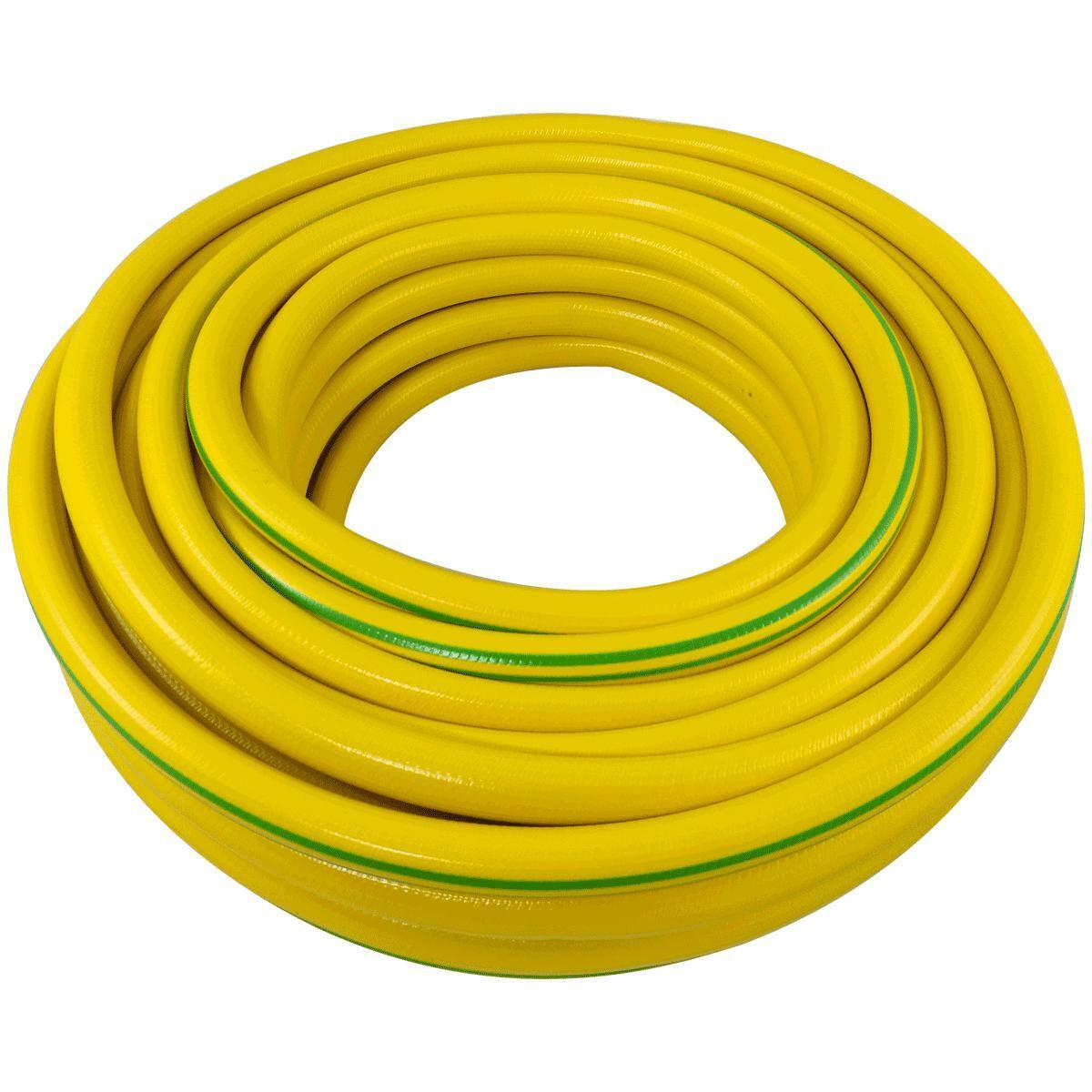 trikeco tubo da giardino flessibile 25m trikeco white 5/8 15mm