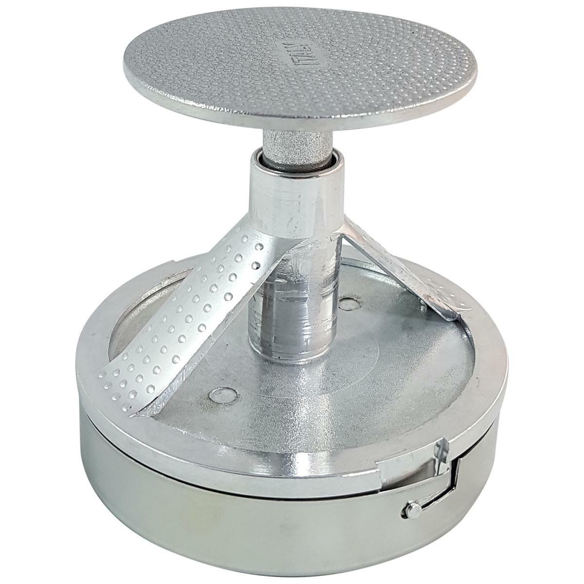 calder hamburgeriera: stampo per hamburger in alluminio e acciaio