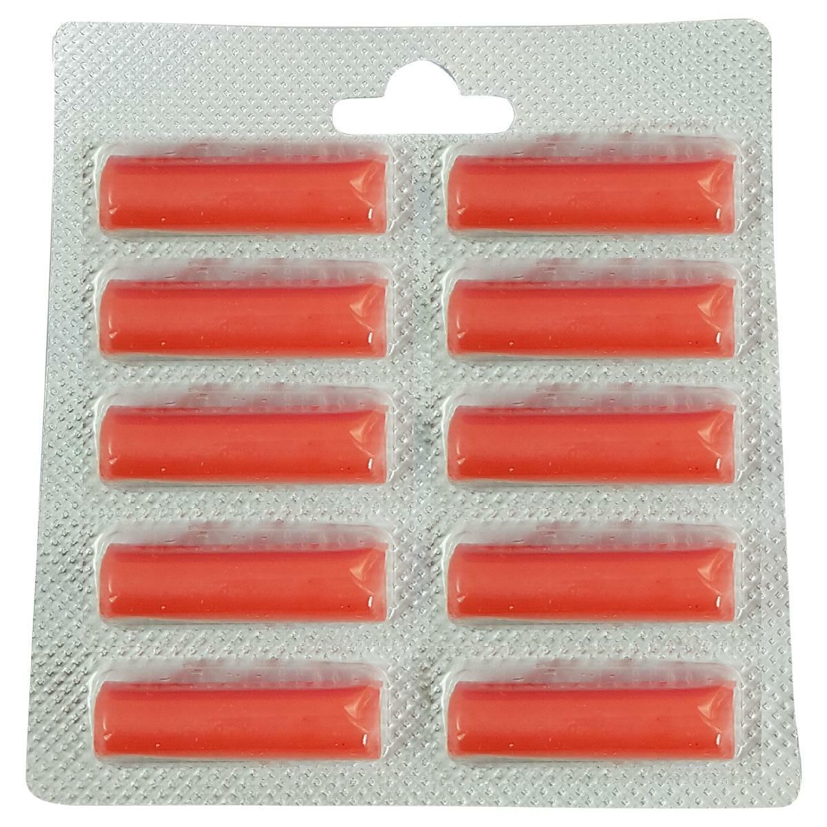 bierre store profumi per folletto e aspirapolvere frutti rossi kit 6 pz compatibili