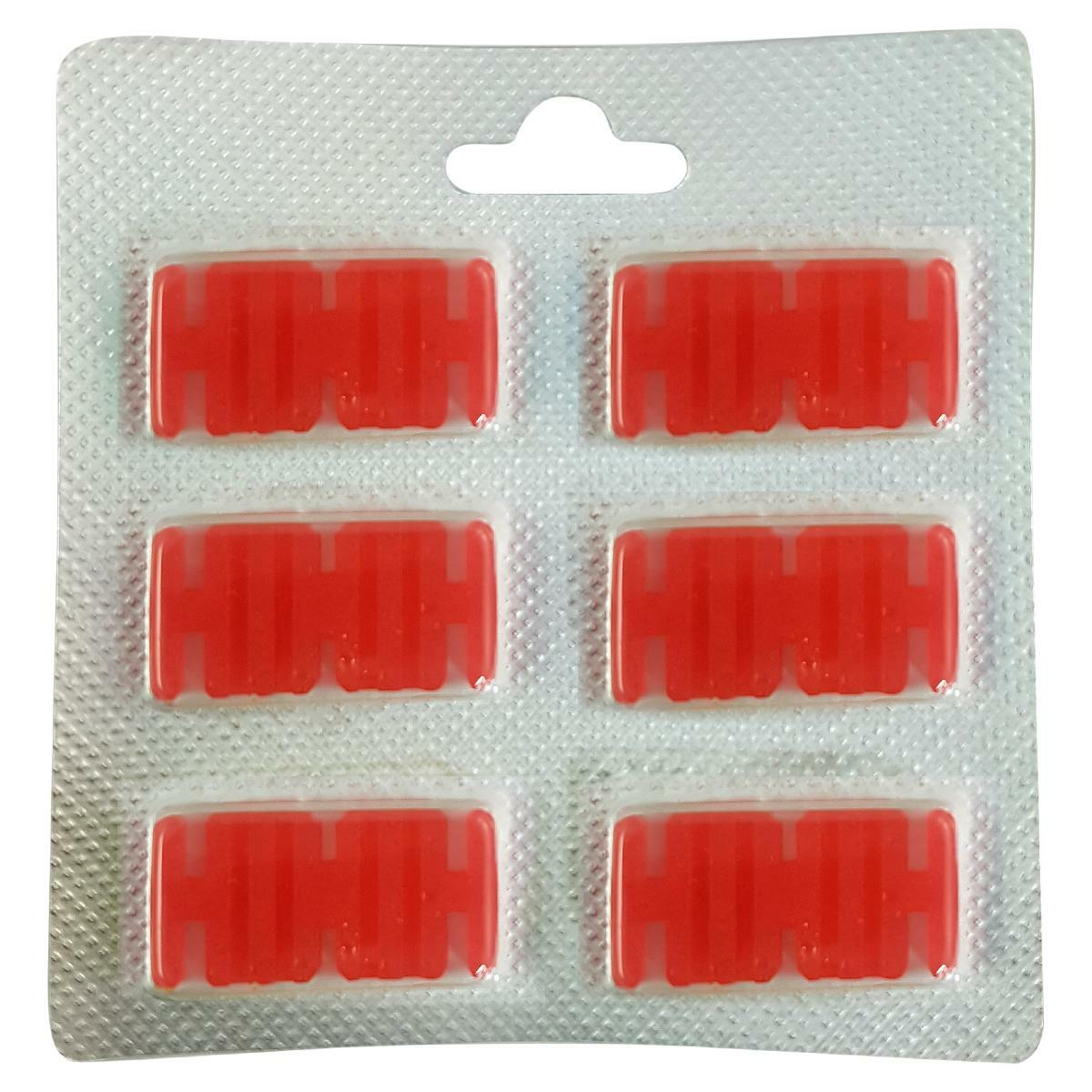 bierre store kit 36 profumi per folletto vk135 vk136 vk140 vk150 vk200 frutti rossi compatibile