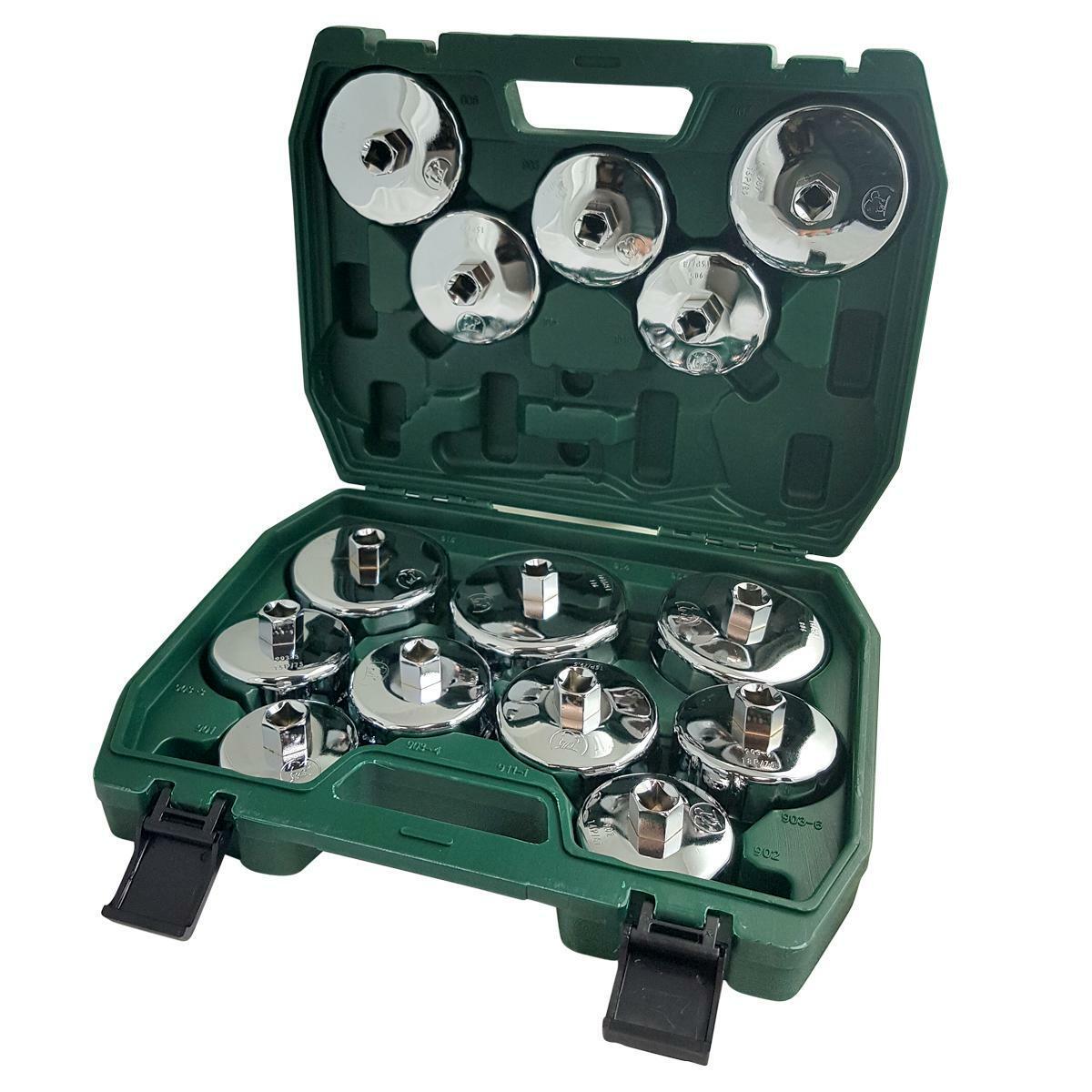 oxford chiavi in serie professionali per filtri olio attacco 3/8 15 pz