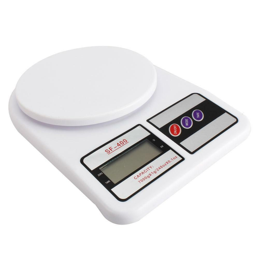 bierrestore bilancia cucina digitale 7kg con tara 1gr