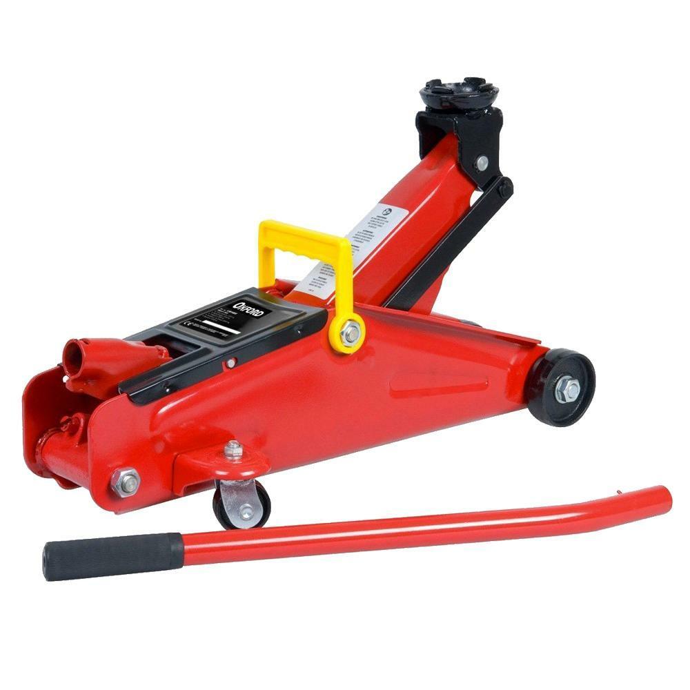 oxford cric idraulico a carrello oxford 2t