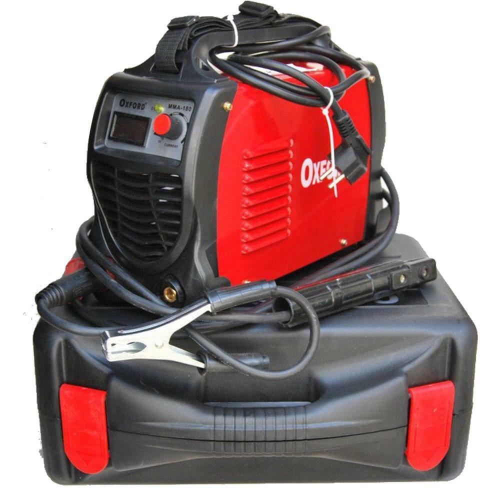 oxford saldatrice inverter completa di accessori oxford 200 a