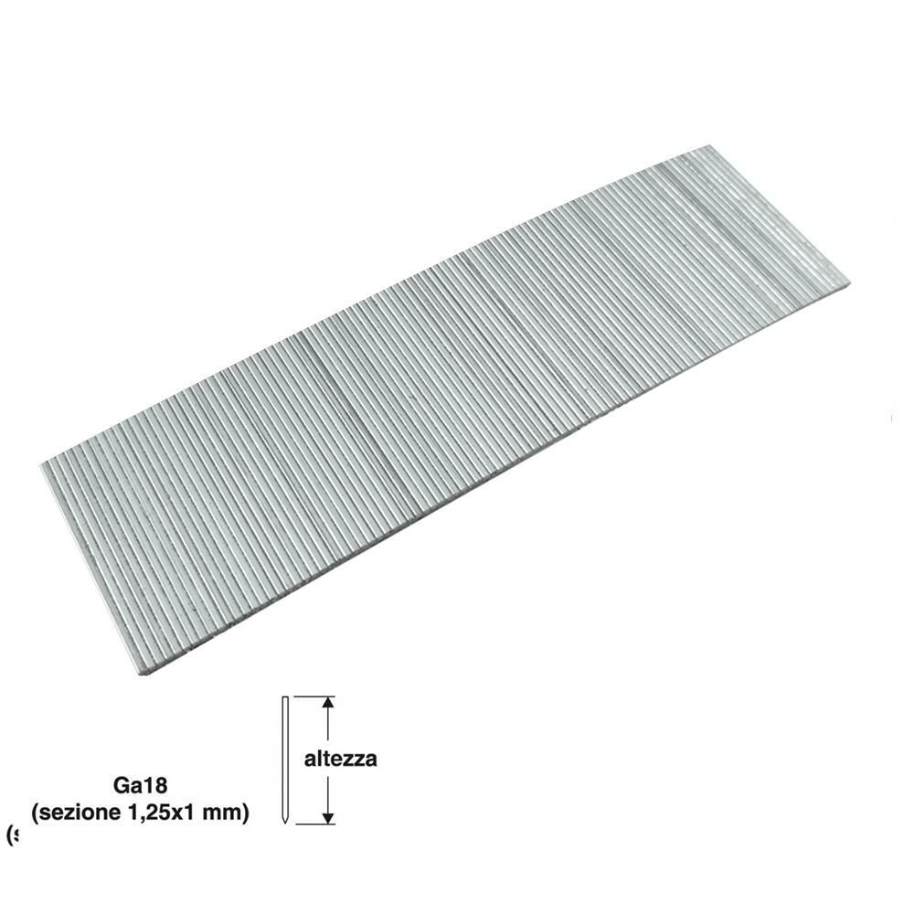 valex spilli per puntatrice chiodatrice valex lunghezza 30mm