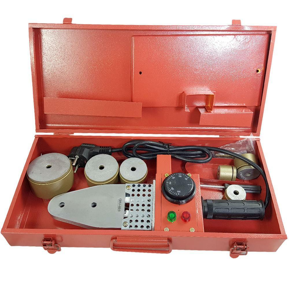 bs polifusore saldatore per tubi 800w