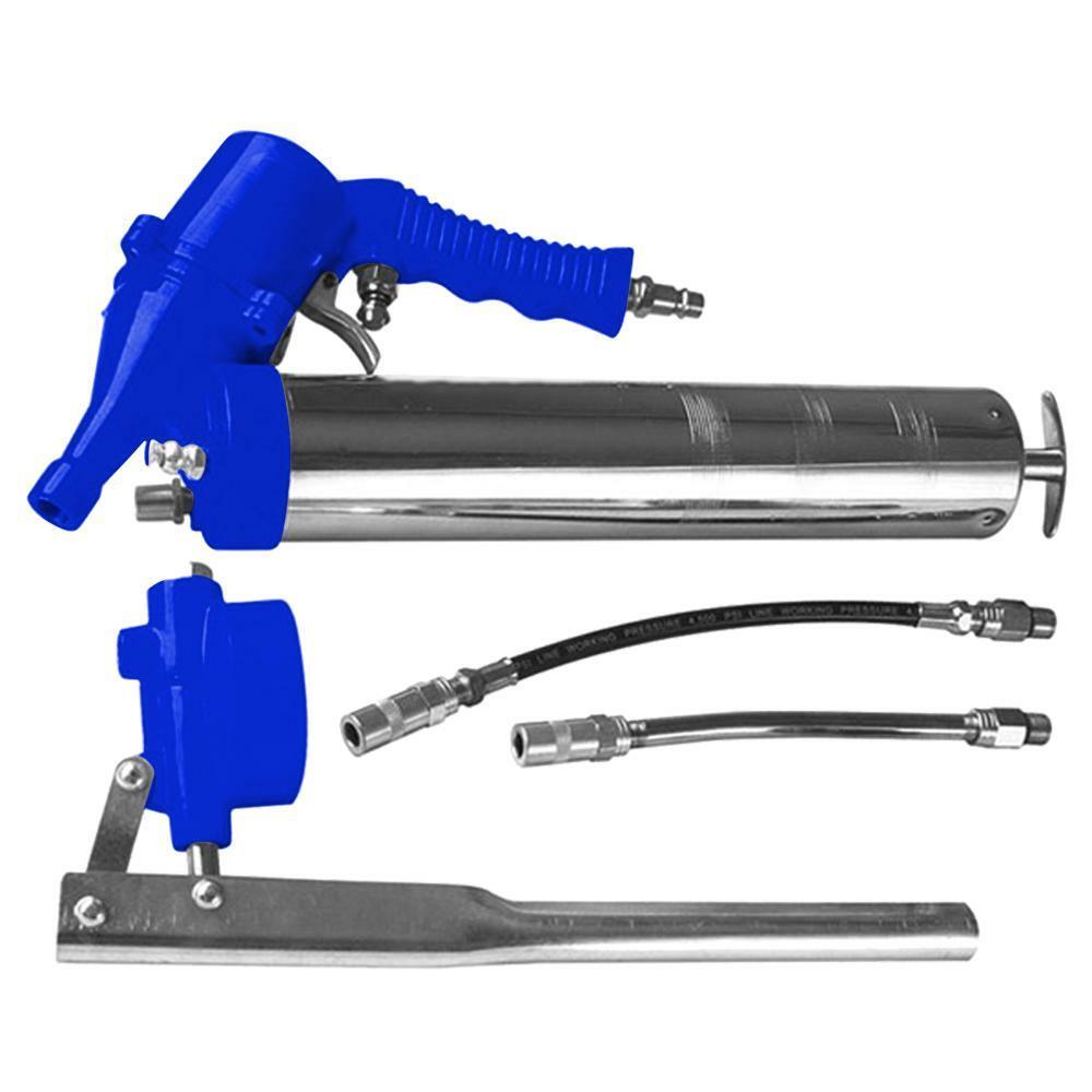 hoteche ingrassatore pneumatico e manuale 2 tubi e testina