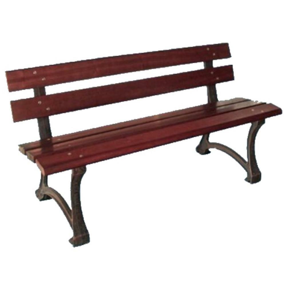 bracaglia panchina in ghisa e legno hyde park formato maxi