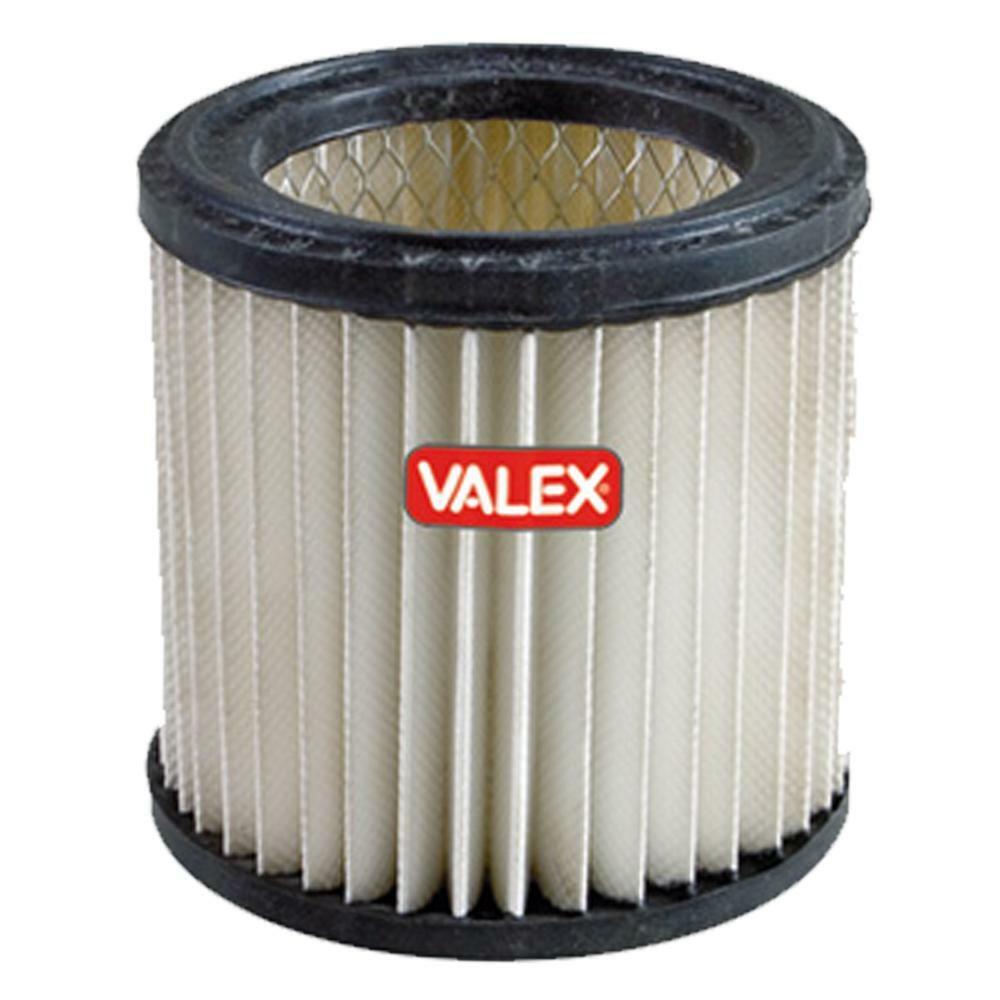 valex filtro lavabile aspiracenere super cinder da interno valex