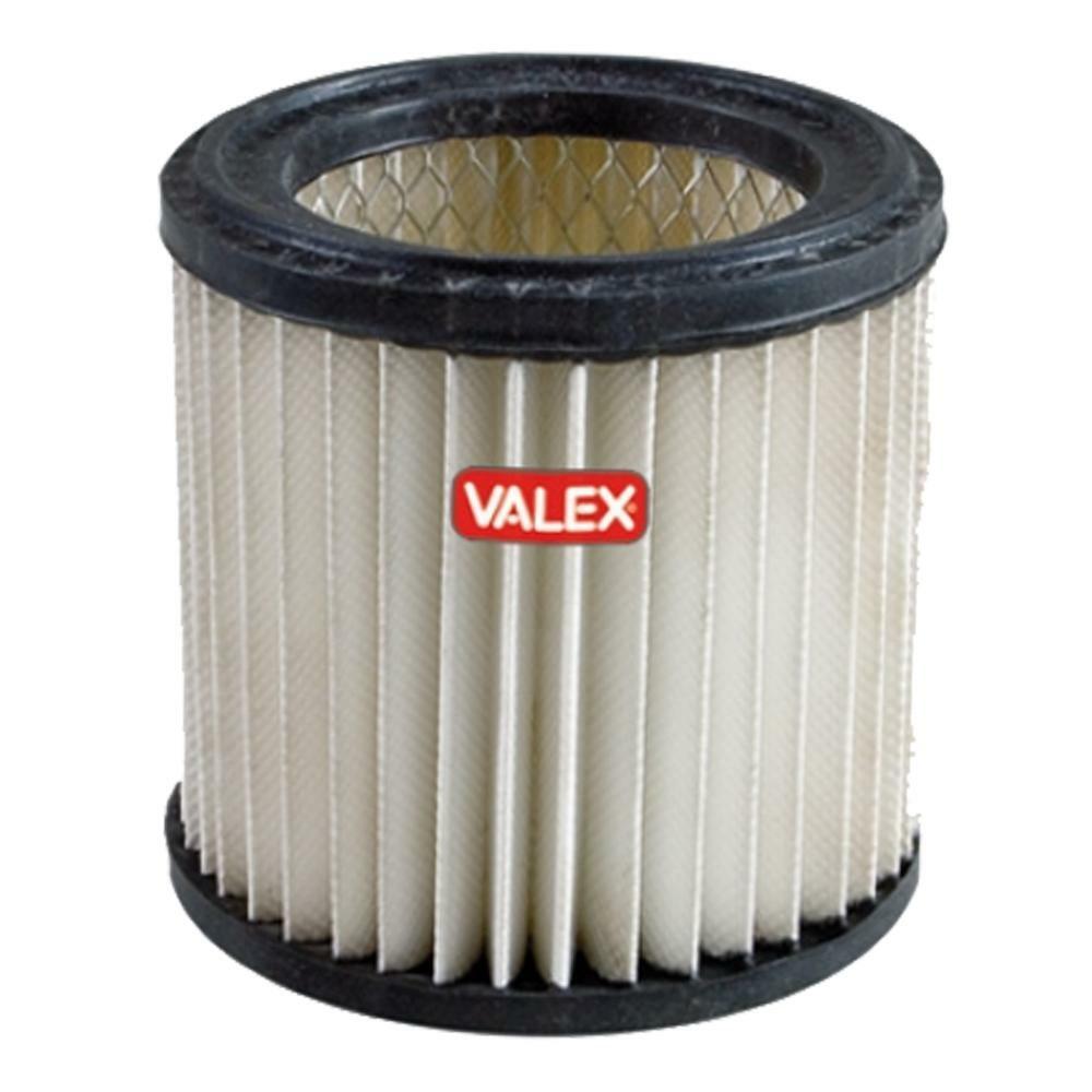 valex filtro lavabile aspiracenere cinder 600 da interno valex