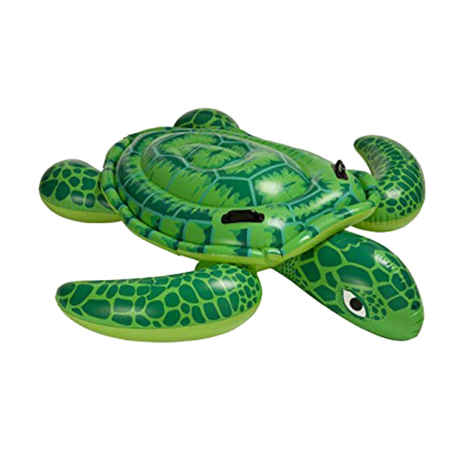 fratelli pesce tartaruga cavalcabile piccola 150x127cm intex 57524