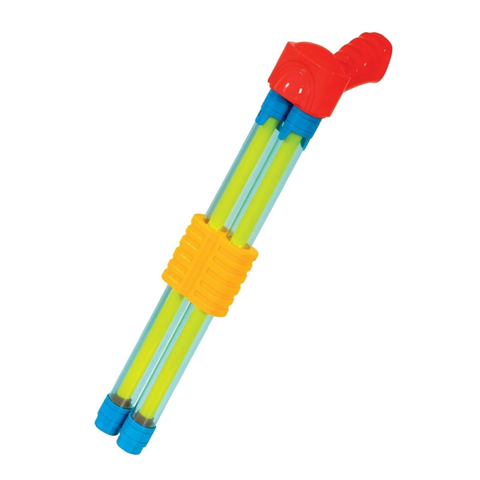 intex sparacqua per giochi in acqua doppio serbatoio