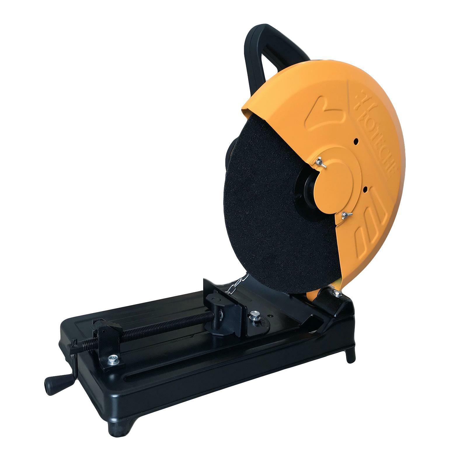 hoteche troncatrice per ferro 355mm potenza 1800w