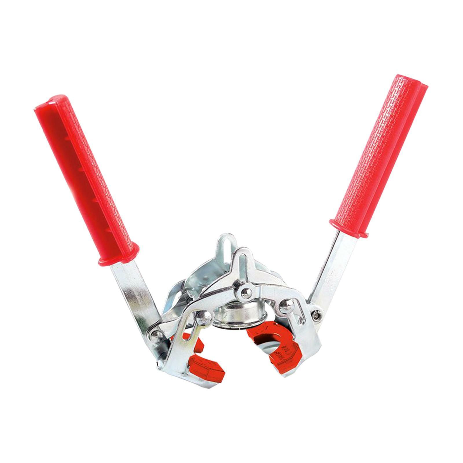 omac tappatrice universale per bottiglie tappi a corona 26,5mm