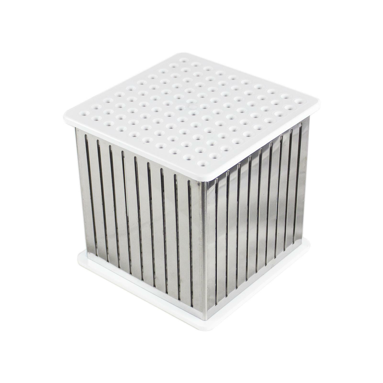 fraraccio cubo per arrosticini e spiedini inox