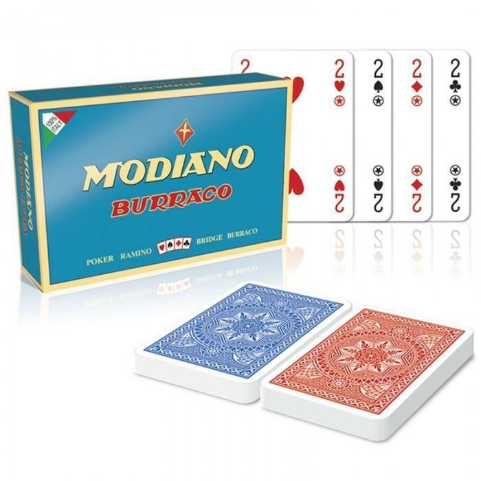 bierre store carte da gioco burraco dx cristallo modiano