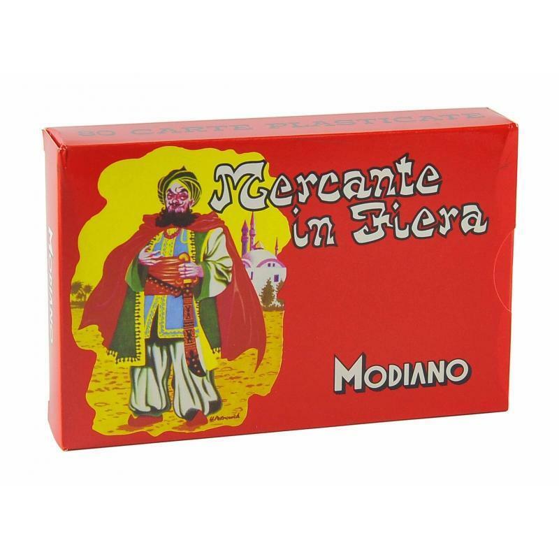bierre store carte da gioco mercante in fiera tipo 250 modiano