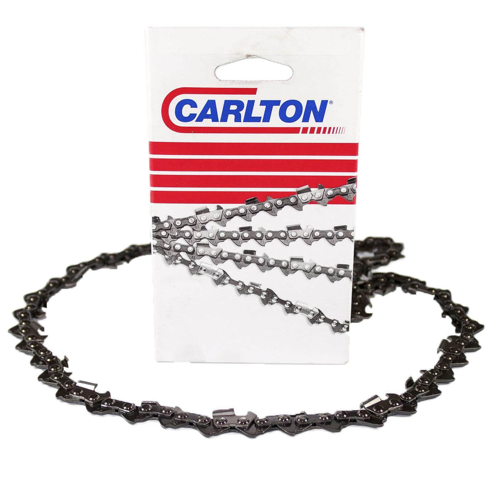 carlton catena per motosega carlton 1/4 sp 1.3 cm 25 60 maglie