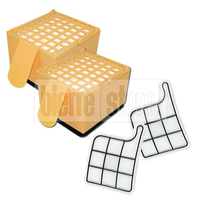 bierre store sacchetti folletto vk 135 vk 136 12 sacchetti 12 profumi + 4 filtri compatibili