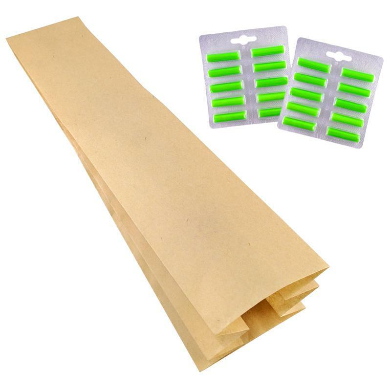 bierre store sacchetti folletto vk 117 vk 116 in carta 20pz profumi compatibili