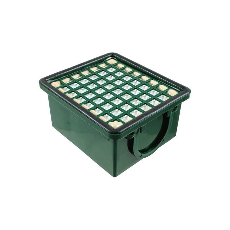 bierre store filtro hepa folletto vk 131 vk 130 filtro carboni compatibile