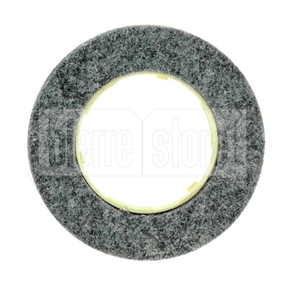 bierre store 3 spazzole feltro lucidatrice folletto pl515 adattabile a modulo pecari pulilux compatibile