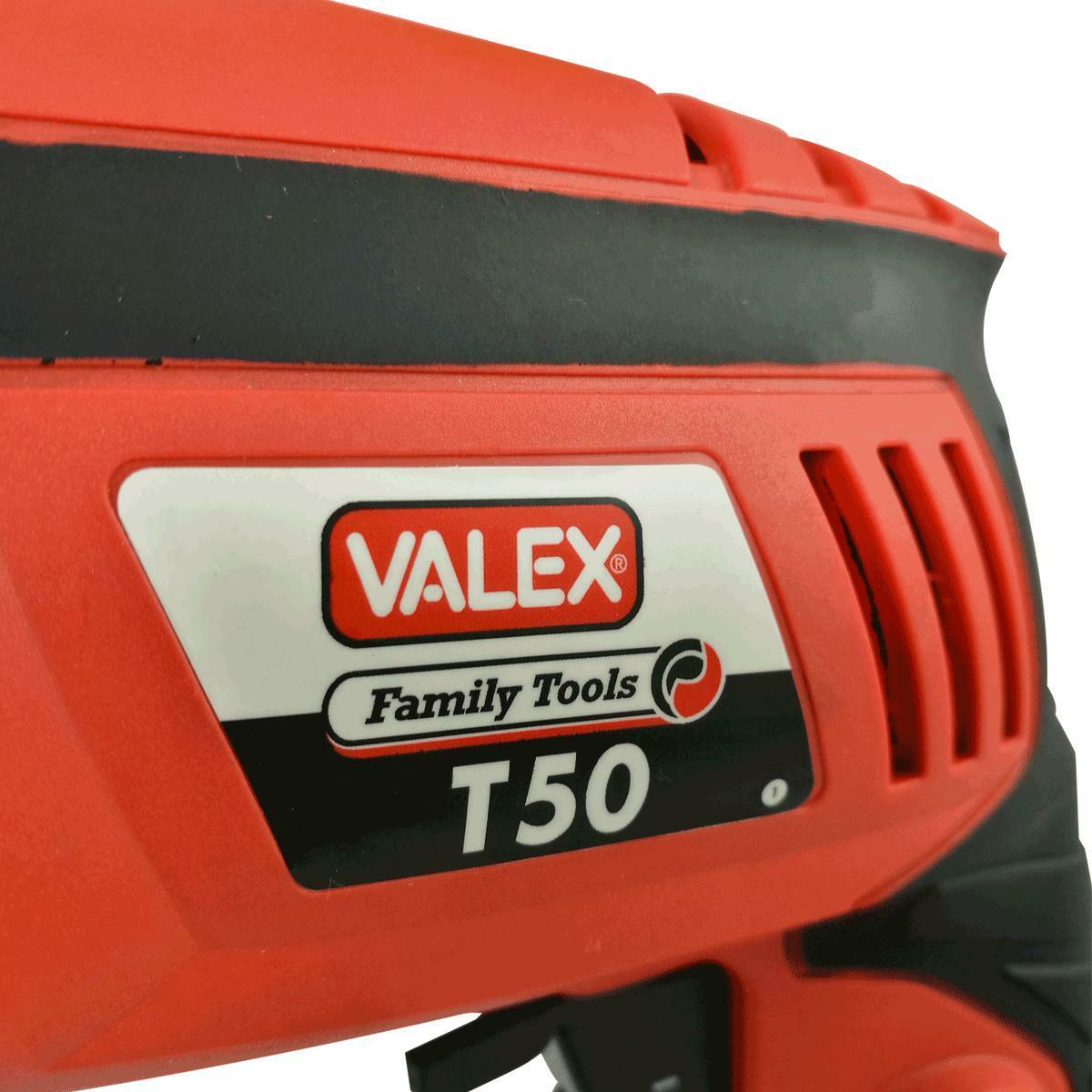 valex trapano a percussione 500w valex t50