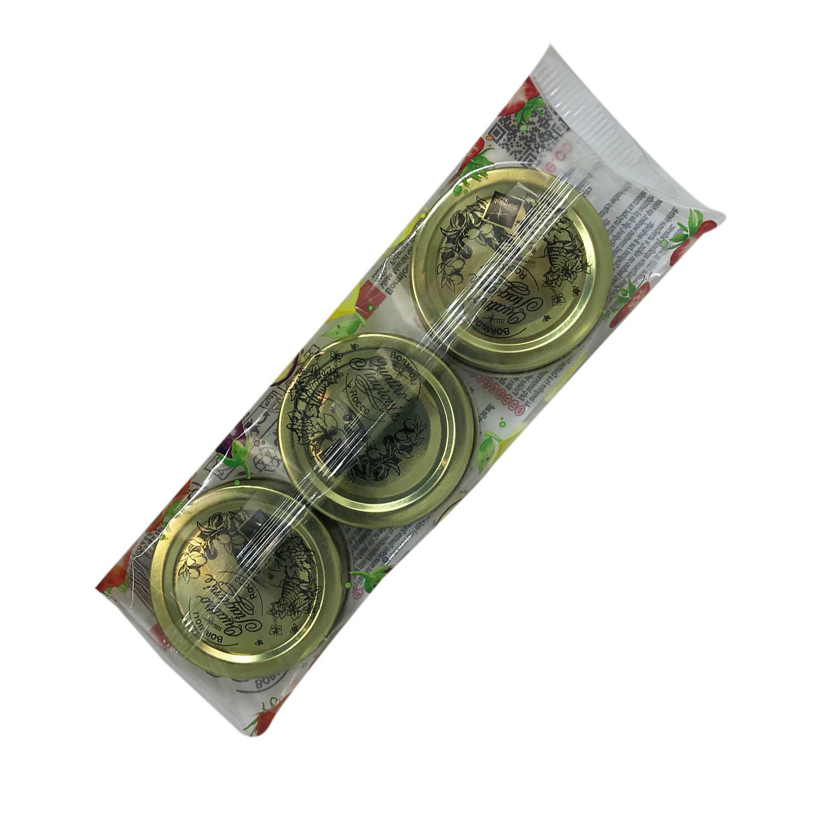 bierrestore tappi vasetti 56mm quattro stagioni in vetro bormioli 12 pz