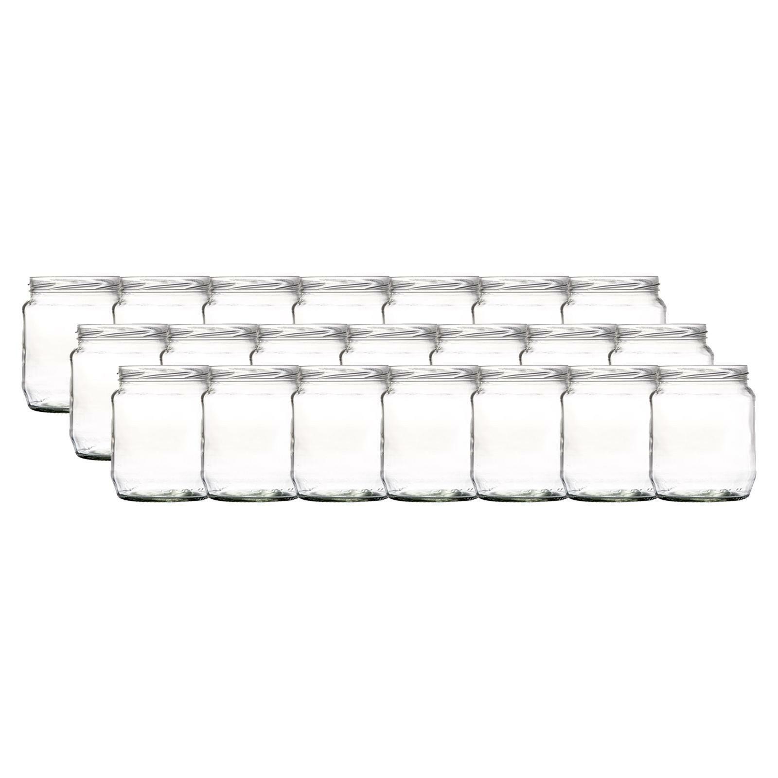 bierre store vasetti in vetro imb. 63mm da 212ml 24 pezzi per bollitura