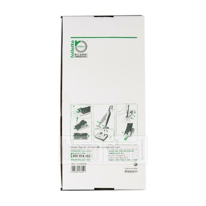 vorwerk panni originali folletto pulilava sp600 sp600s