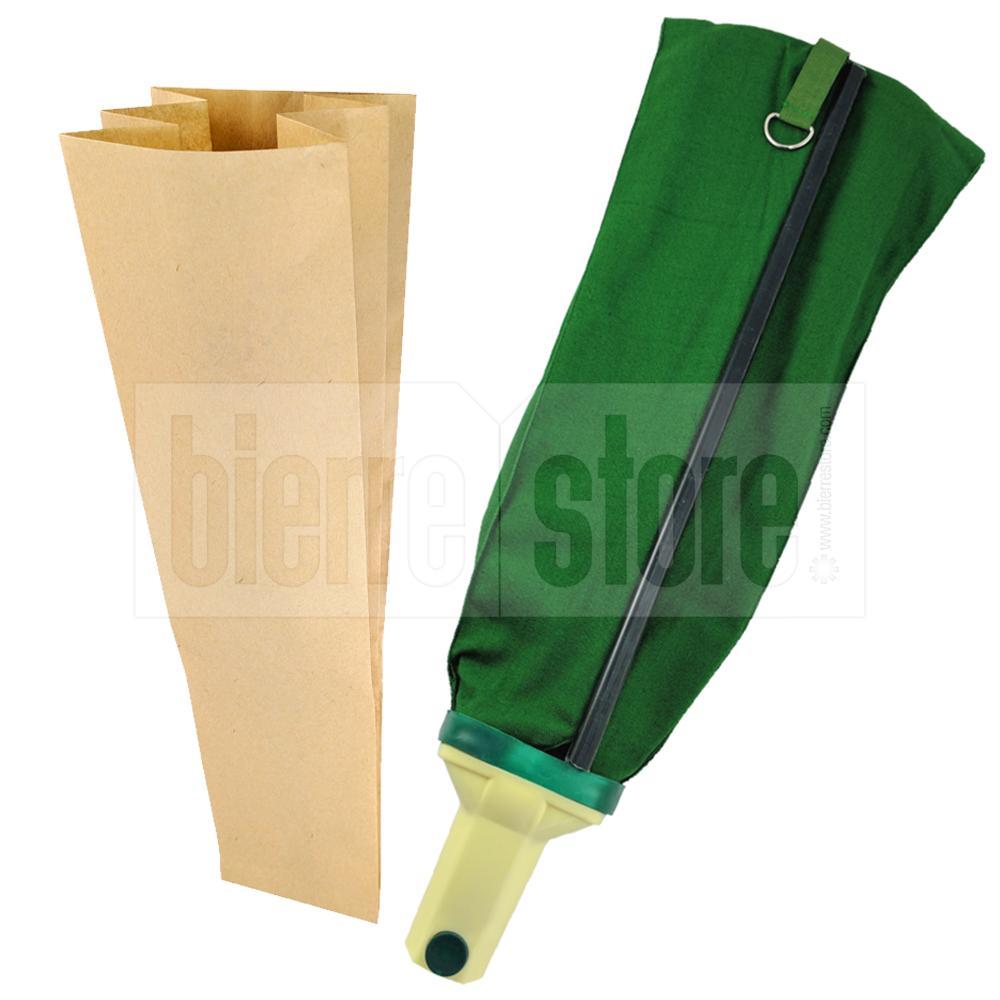bierre store bierre store sacca filtro vk 116 vk 117 10 sacchetti 10 profumi bocchettone spazzola compatibili