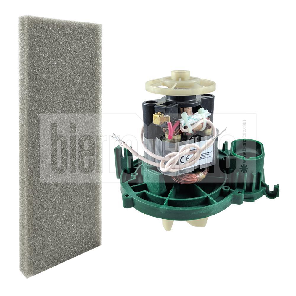 bierre store filtro silenziatore motore folletto vk120 compatibile