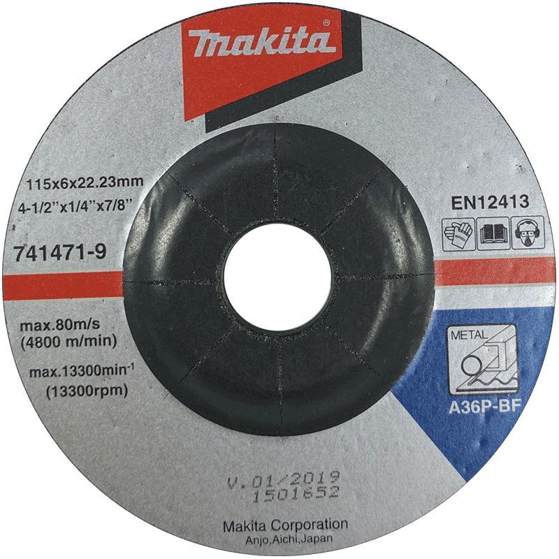 makita smerigliatrice angolare makita flex 720 w