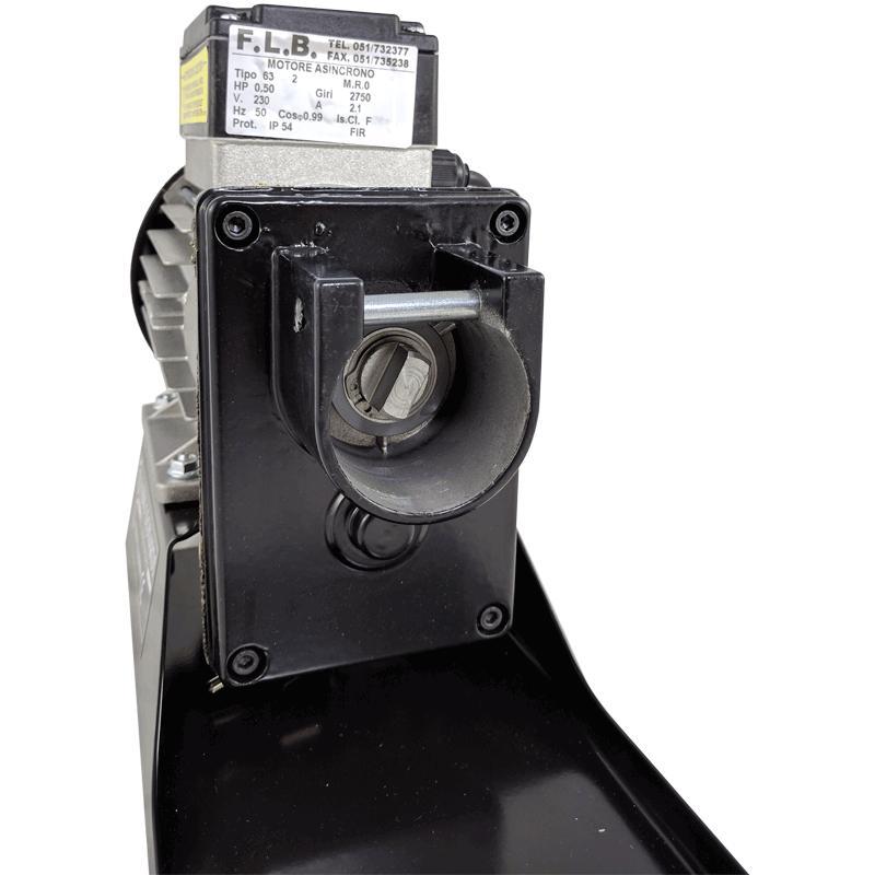 fabio leonardi passapomodori elettrico sp5 400 kg/h con motore