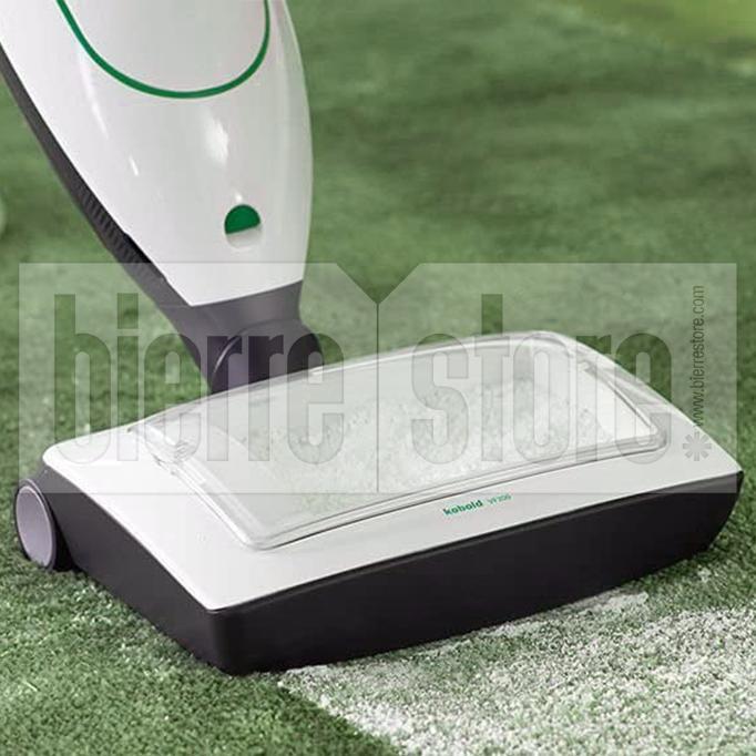 bierre store polvere tappeti folletto detergente 480g kit 3 pezzi compatibile