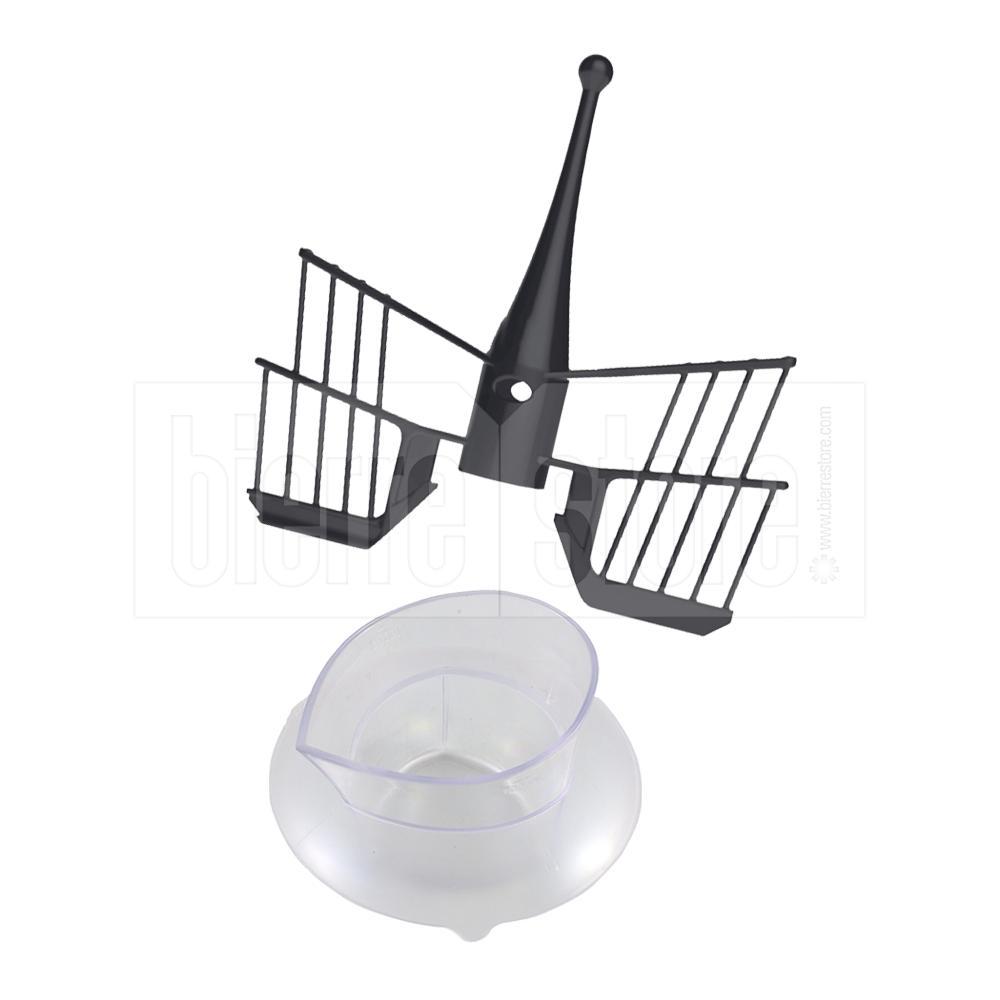 bierre store kit farfalla spatola bicchierino bimby ricambi tm5 compatibili