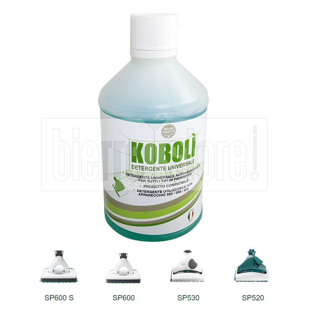 bierre store detergente pulilava folletto sp520 sp530 sp600 s universale compatibile