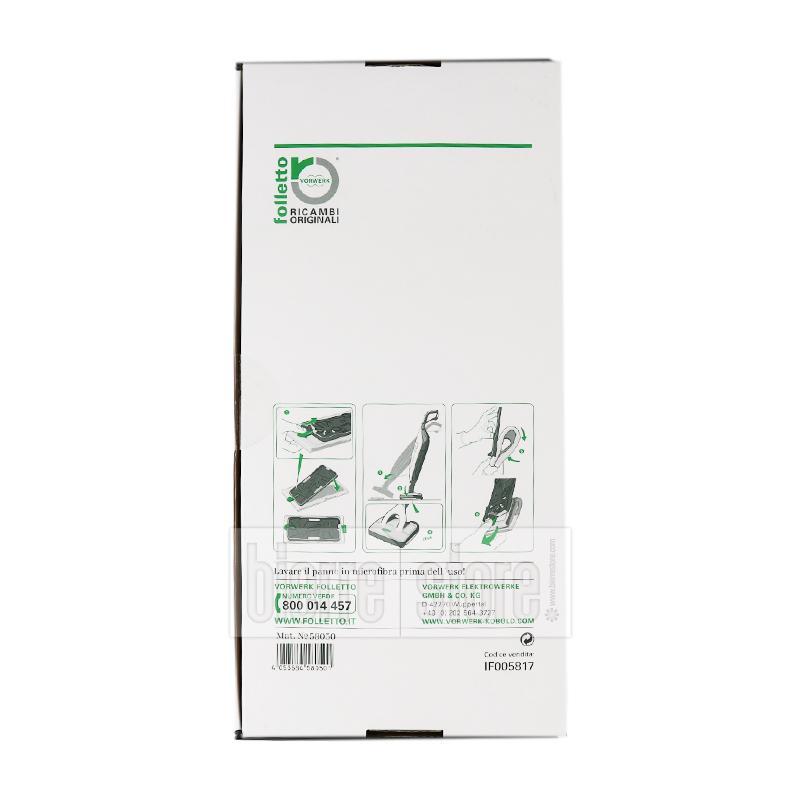 vorwerk panni parquet pulilava folletto 4pz sp520 sp530 originali