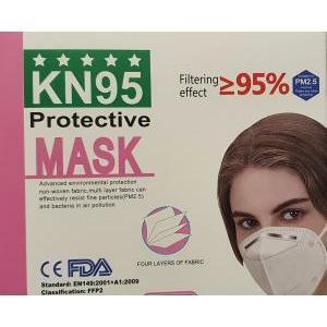 dol24 srl 5 pz mascherina kn95 ffp2 certificatadekor store