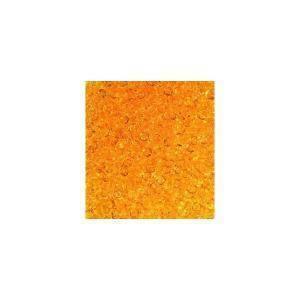 gocce di pioggia arancio da 2-4 mm (333ml)