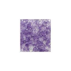 eurosand sassi di vetro lilla 4-10 mm (1kg)